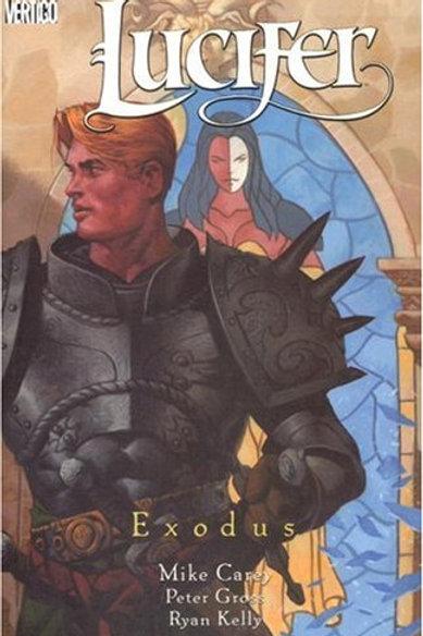 Lucifer Volume 7: Exodus