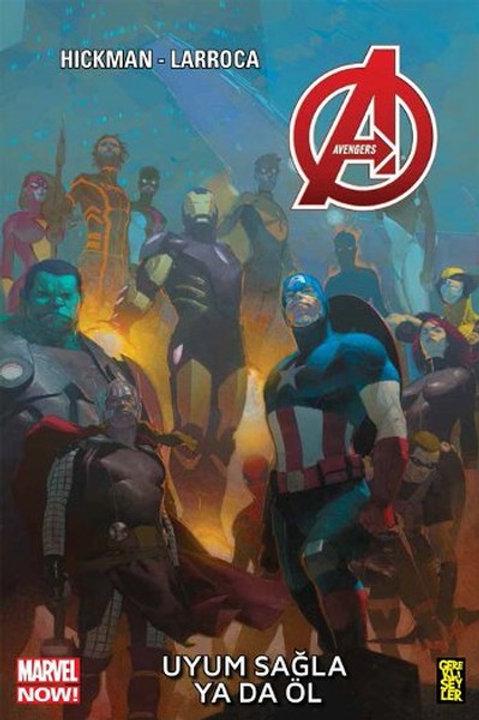 Avengers 5 : Uyum Sağla Ya Da Öl