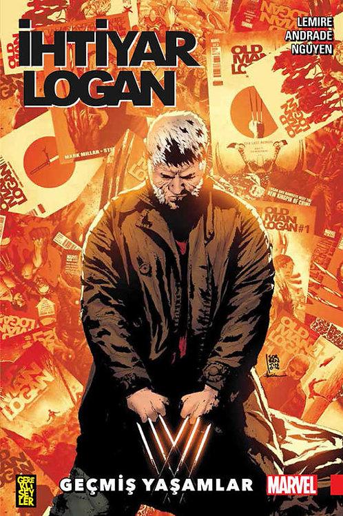 İhtiyar Logan Cilt 5