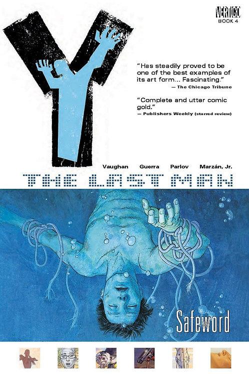 Y The Last Man Book 4