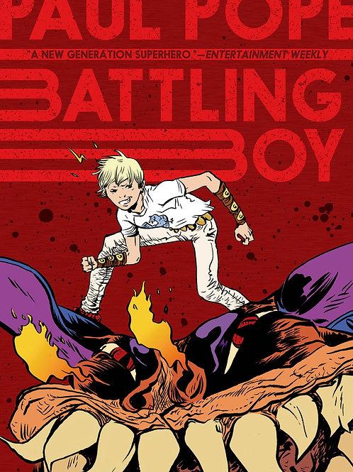 Battling Boy HC