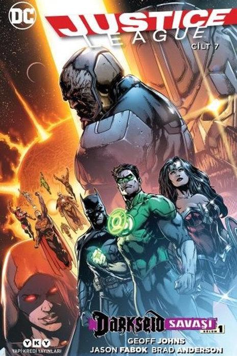Justice League Cilt 7 Darkseid Savaşı Bölüm 1