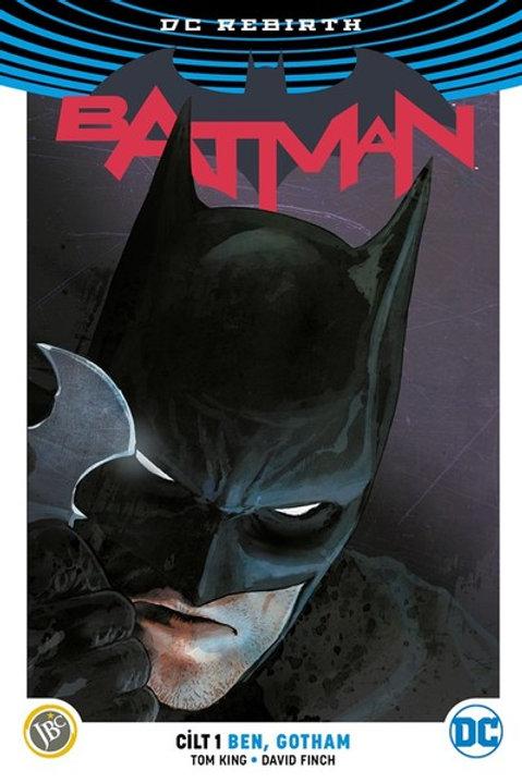 Batman Cilt 1 Ben Gotham