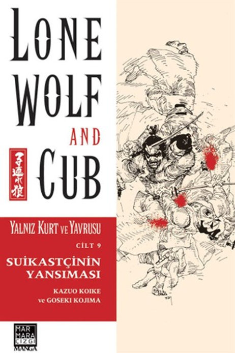 Lone Wolf and Cub Cilt 9