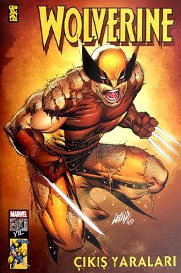 Wolverine Çıkış Yaraları Variant