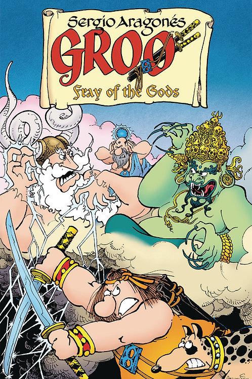 Sergio Aragones' Groo The Fray of Gods