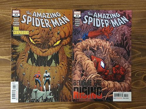 Amazing Spider-Man #43-44 Set