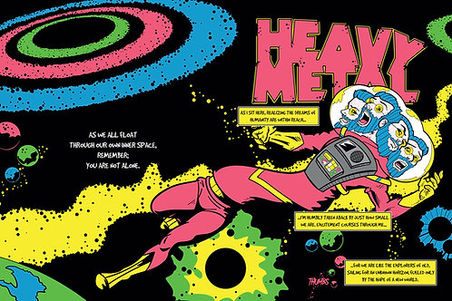 Heavy Metal 307 - Thumbs A Kapak