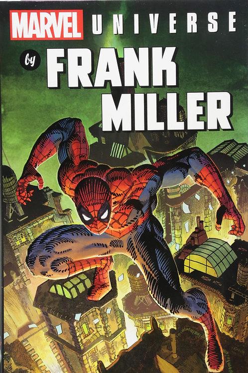 Marvel Universe by Frank Miller Omnibus Hardcover
