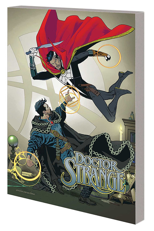 Doctor Strange Volume 2 Remittance
