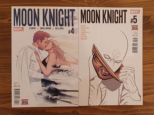 Moon Knight (2016) #4-5