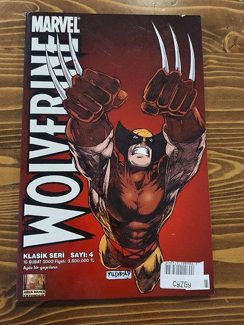 Wolverine Klasik Seri Sayı 4