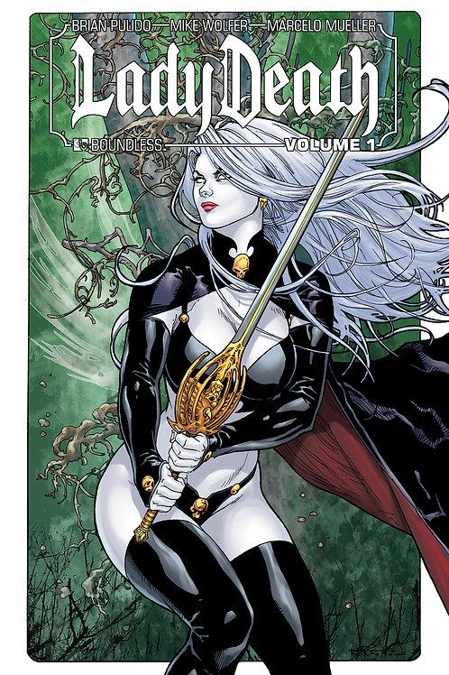 Lady Death Volume 1