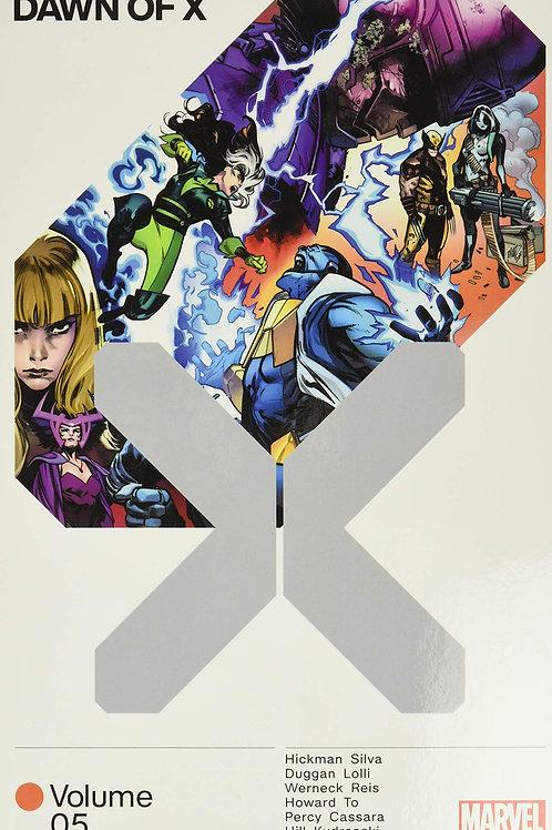 Dawn of X Volume 5