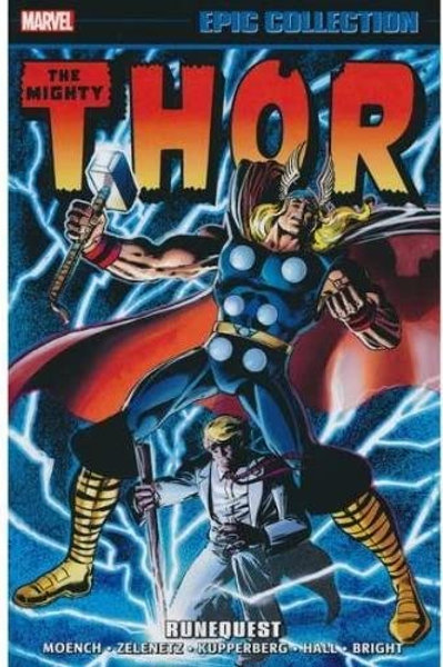 Thor Epic Collection: Runequest