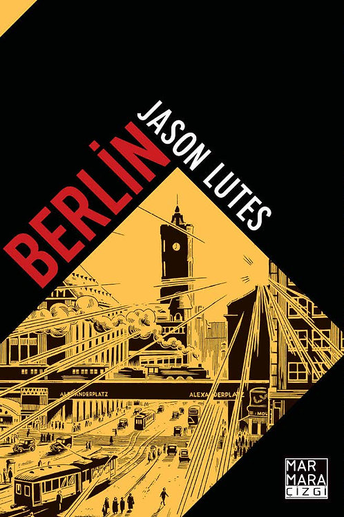 Berlin Sert Kapak