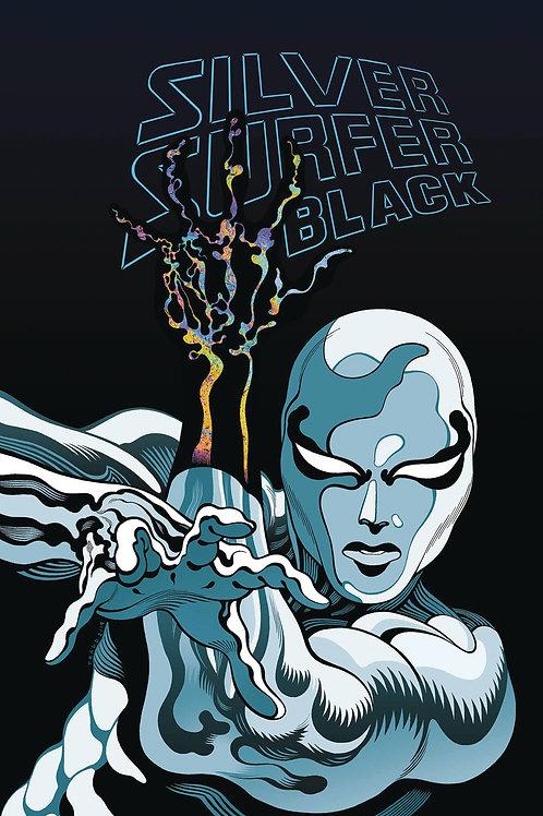 Silver Surfer Black Treasury Edition