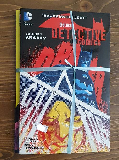Detective Comics Volume 6-7 Set