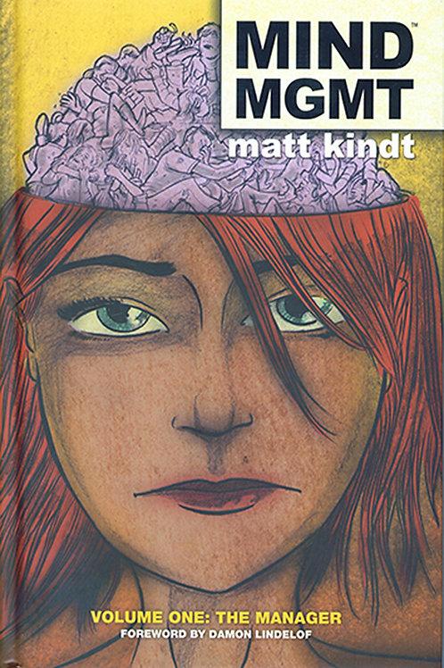 Mind MGMT Volume 1 HC