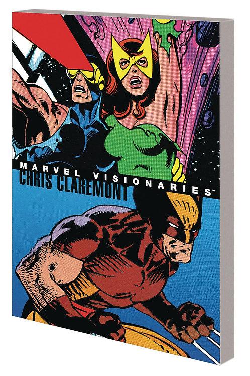 Marvel Visionaries Chris Claremont