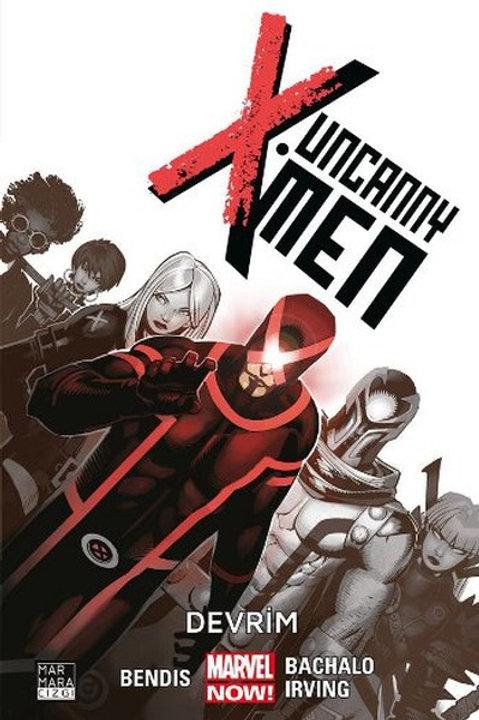 Uncanny X-Men Cilt 1
