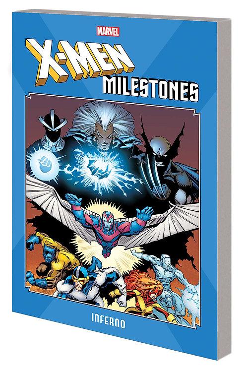 X-Men Milestones Inferno