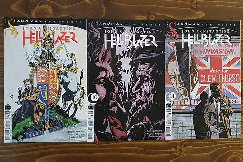 Hellblazer (2019) #9-10-11