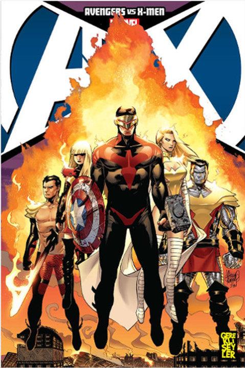 Avengers vs X-Men Cilt 2