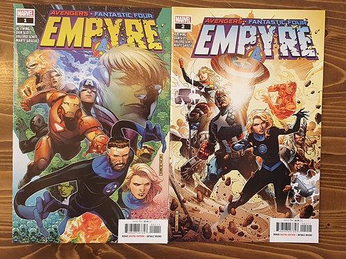 Empyre #1-2