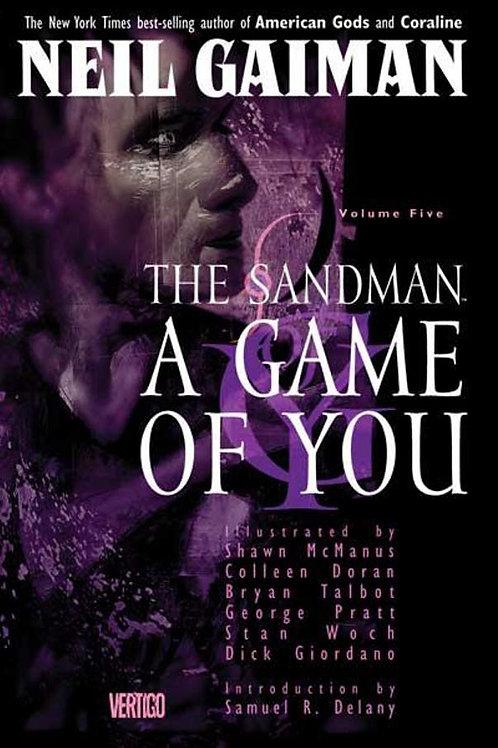 The Sandman Volume 5