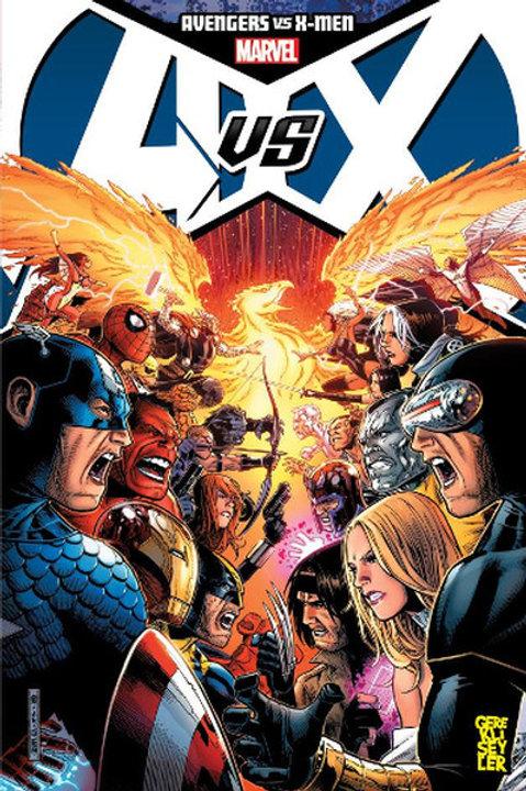 Avengers vs X-Men Cilt 1