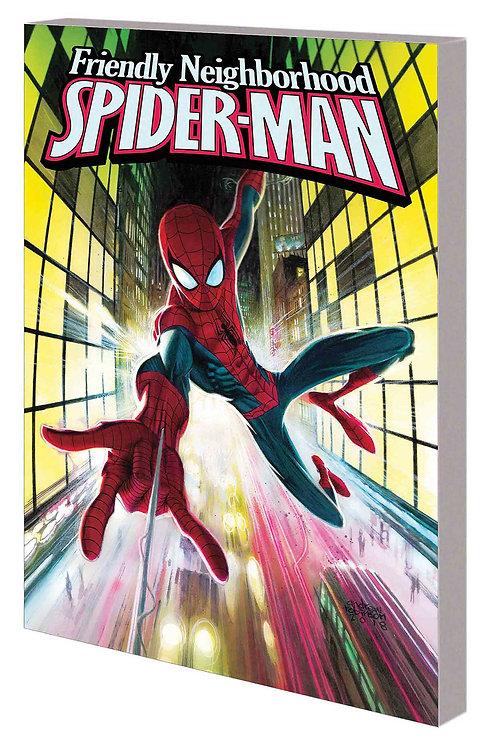 Friendly Neighbourhood Spider-Man Volume 1 Secrets and Rumor