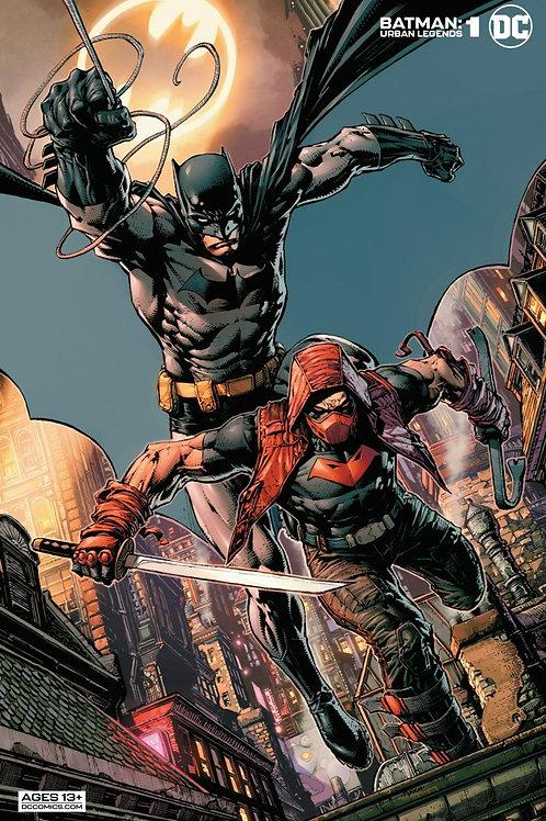 Batman: Urban Legends #1 David Finch Variant