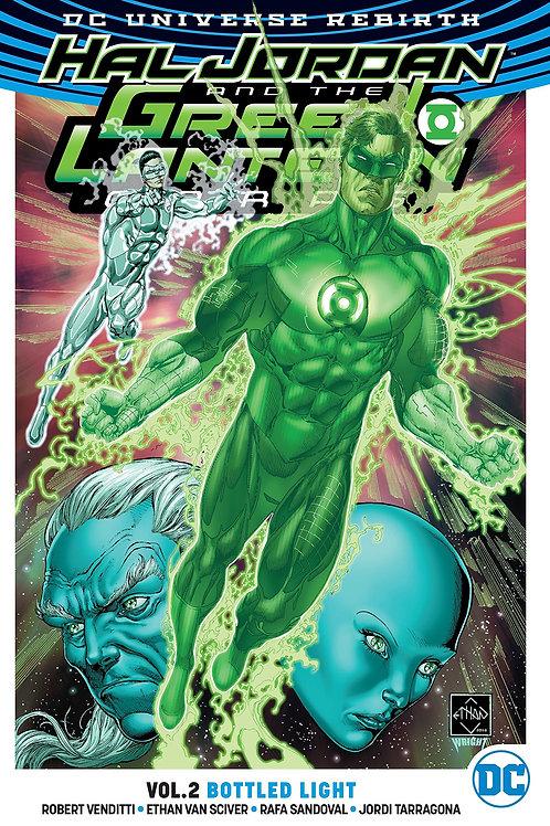 Hal Jordan and the Green Lantern Corps (Rebirth) Volume 2