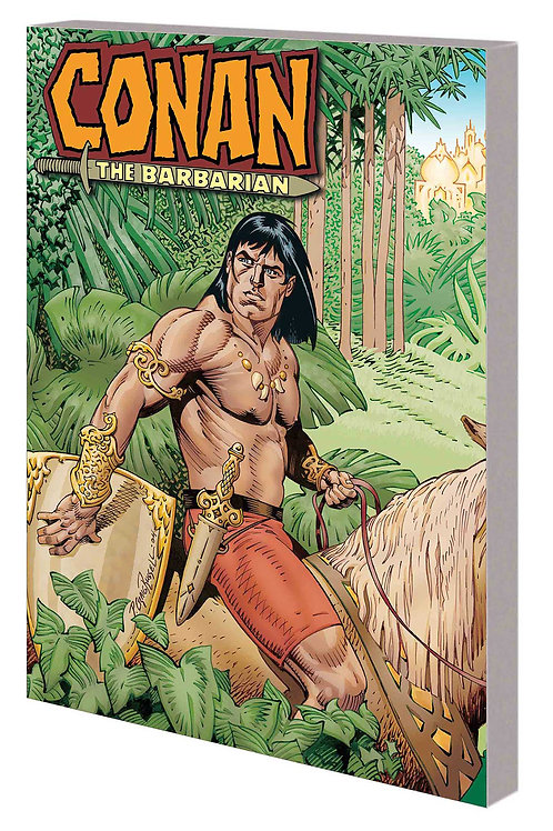 Conan The Jewels of Gwahlur and Other Stories