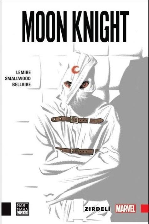 Moon Knight Cilt 1 Zırdeli