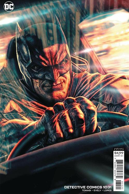 Detective Comics #1031 Lee Bermejo Variant