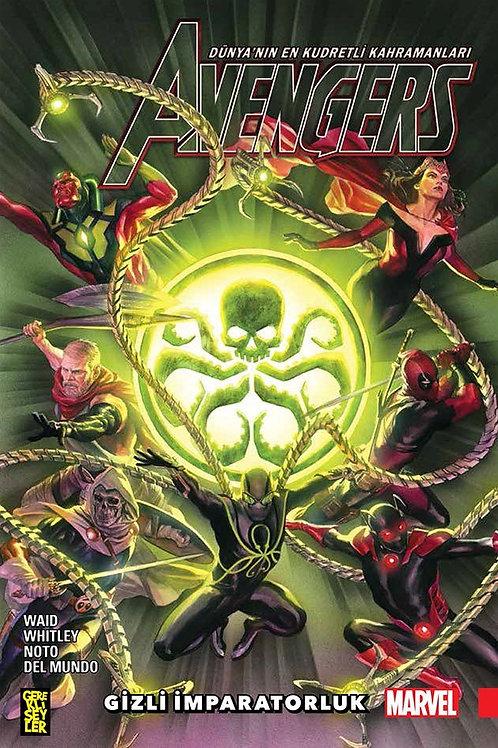 Avengers Zincirsiz Cilt 2: Gizli İnparatorluk