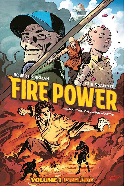 Fire Power by Kirkman & Samnee Volume 1: Prelude