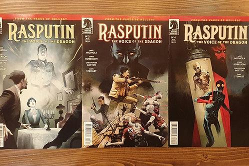 Rasputin The Voice of the Dragon #2-3-4