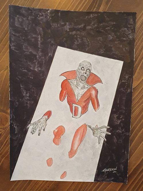 Uğur Gürtekin - Deadman Çizim