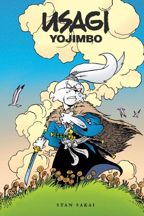 Usagi Yojimbo Cilt 1 Sert Kapak