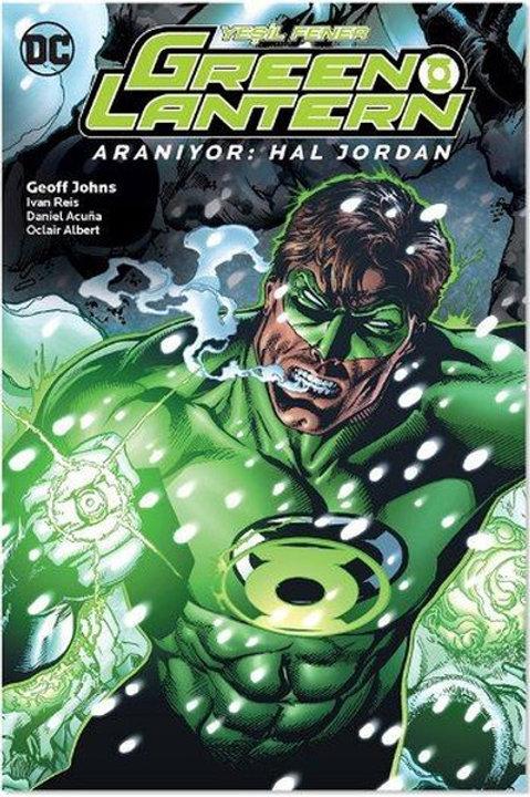 Green Lantern Cilt 5 Aranıyor: Hal Jordan