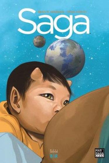 Saga Özel Edisyon Cilt 1 Sert Kapak