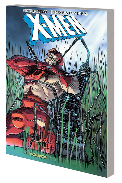 X-Men Inferno Crossovers