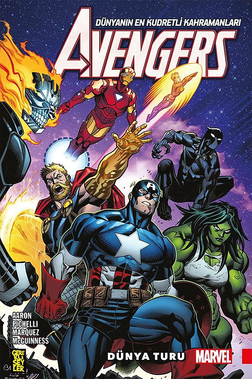 Avengers 2: Dünya Turu