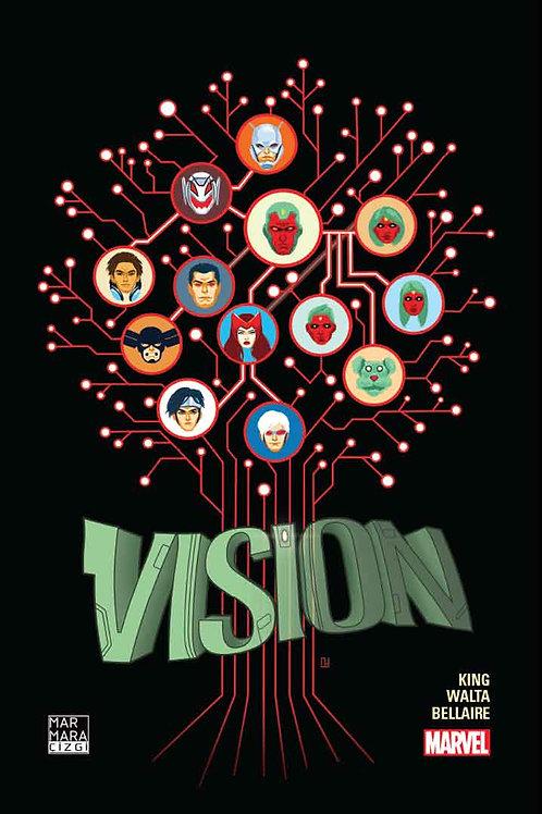 Vision Sert Kapak