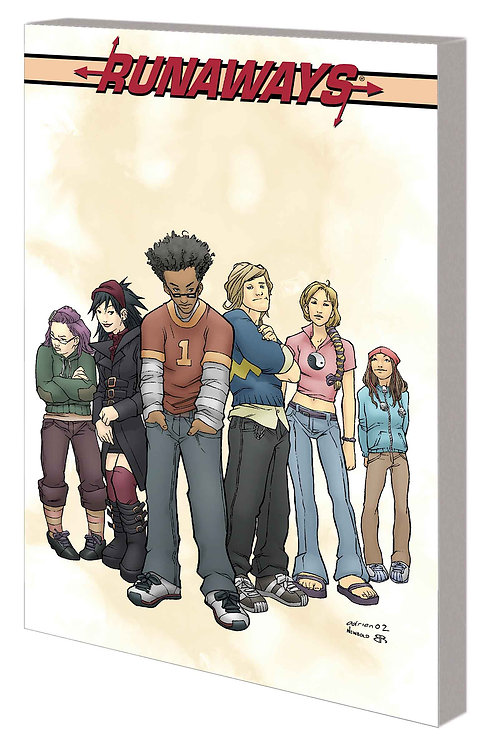 Runaways The Complete Collection Volume 1