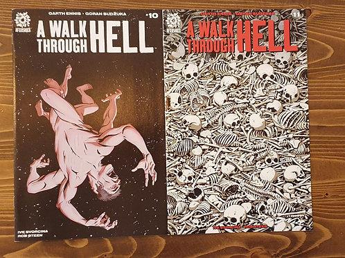 A Walk Through Hell #10-11