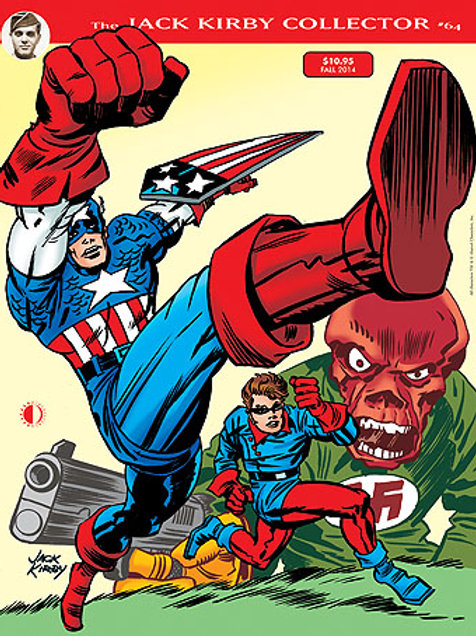 Jack Kirby Collector 64